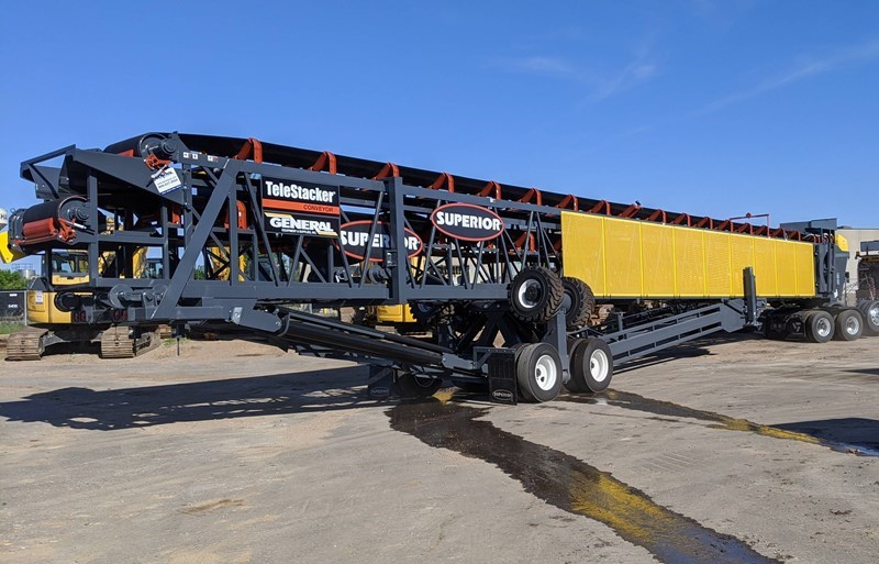 2020 Superior 36X150TSFD Conveyor - Stacking For Sale