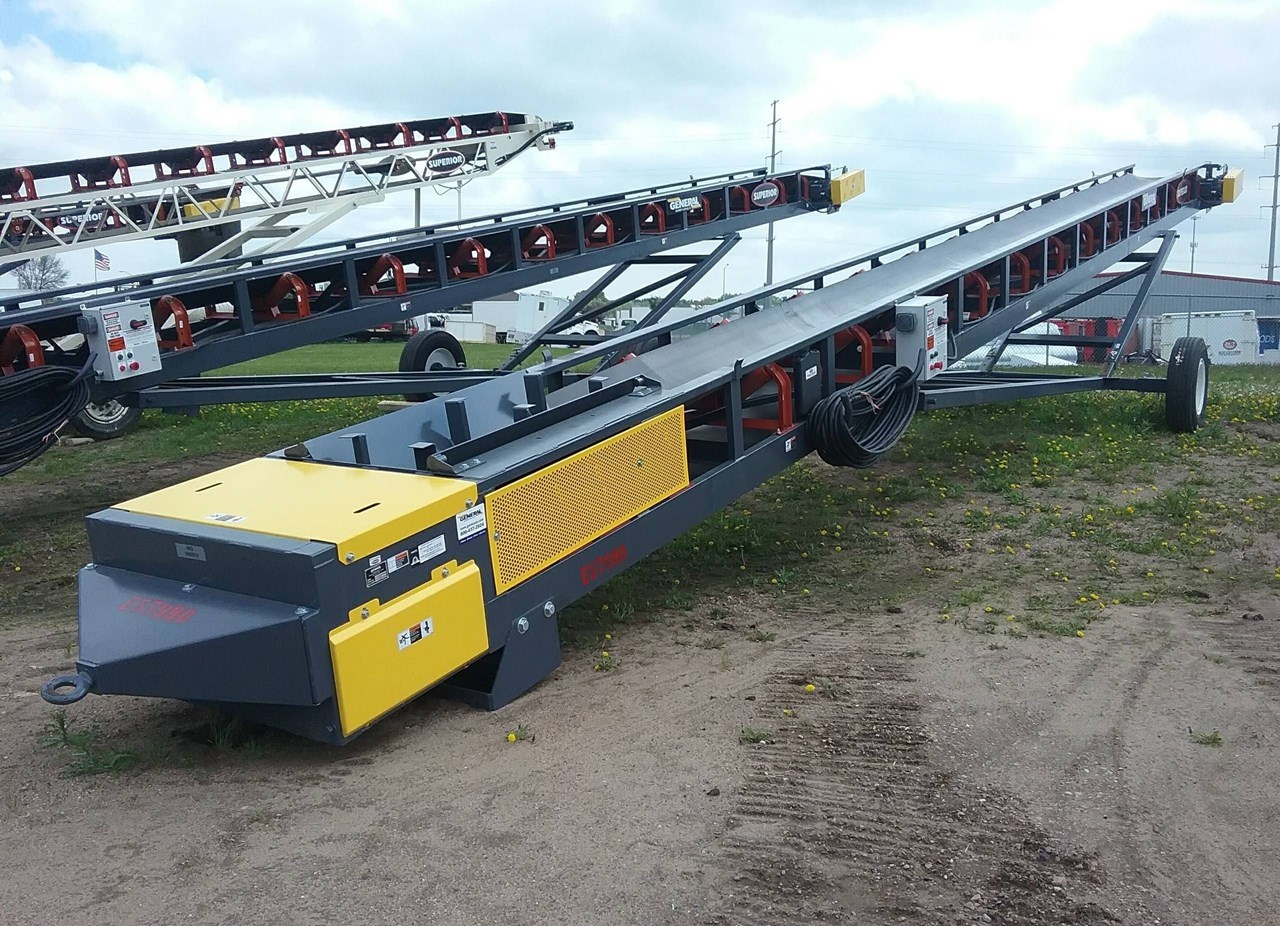 2020 Superior 36X60STKP Conveyor - Stacking For Sale