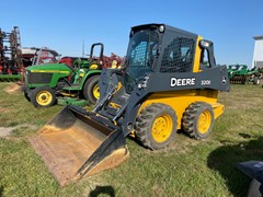Skid Steer For Sale 2016 John Deere 320E , 69 HP