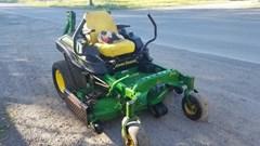 Zero Turn Mower For Sale 2017 John Deere Z915B , 25 HP