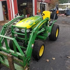 Tractor - Compact Utility For Sale 2007 John Deere 2320 , 24 HP