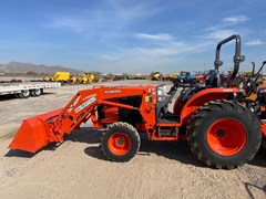 Tractor  Kubota L6060HST