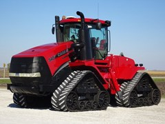Tractor - Track For Sale 2014 Case IH Steiger 540 Quadtrac , 540 HP