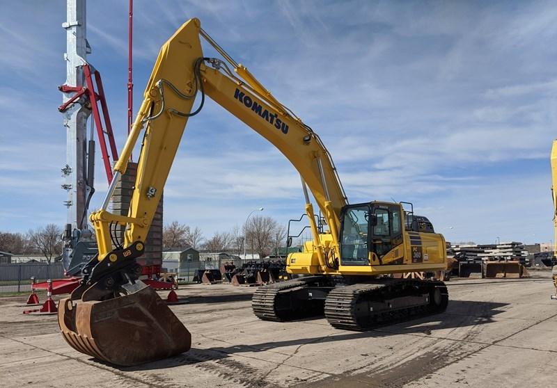 2020 Komatsu PC360LC-11 Excavator For Sale