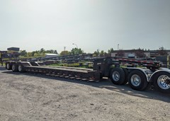 Trailer - Equipment For Sale 2003 Trail King TK110HDG