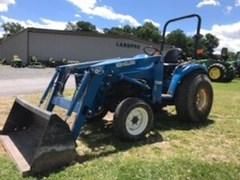 Tractor - Compact Utility For Sale 1999 New Holland TC25 , 25 HP