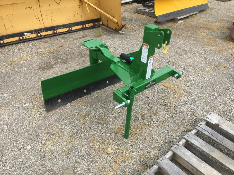 Frontier RB5048L Blade Rear-3 Point Hitch For Sale