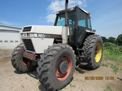 Tractor For Sale 1984 Case 2294 MFD