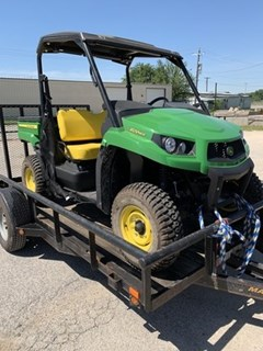 Utility Vehicle For Sale 2019 John Deere XUV 560E