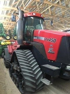 Tractor For Sale 2005 Case IH STX450