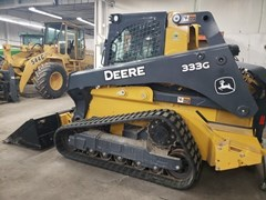 Skid Steer-Track For Sale 2020 John Deere 333G
