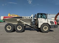 End Dump Truck For Sale 2003 Terex TA27