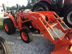 Tractor For Sale 2016 Kubota L3301 , 33 HP