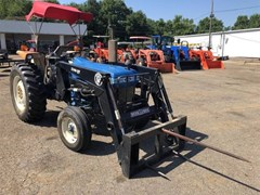 Tractor For Sale 1984 Ford 3910 , 47 HP