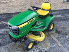 Riding Mower For Sale 2013 John Deere X300 , 18 HP