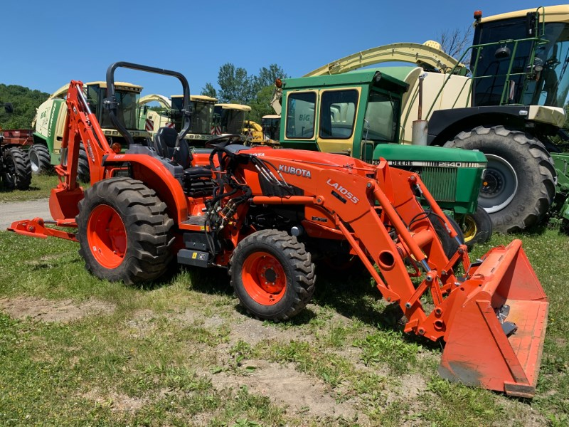 Kubota L6060HST Tractor For Sale