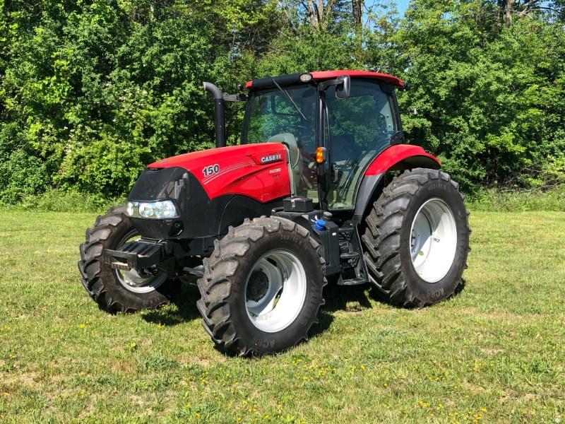 Case MAXXUM 150 Tractor For Sale