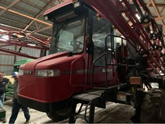 Sprayer-Self Propelled For Sale 2007 Case IH SPX 3150