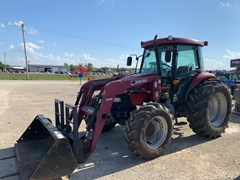 Tractor For Sale Case IH JX95 , 95 HP