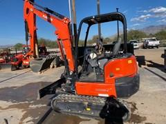 Excavator-Track  Kubota KX033-4R1