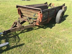 Manure Spreader-Dry For Sale New Idea 212