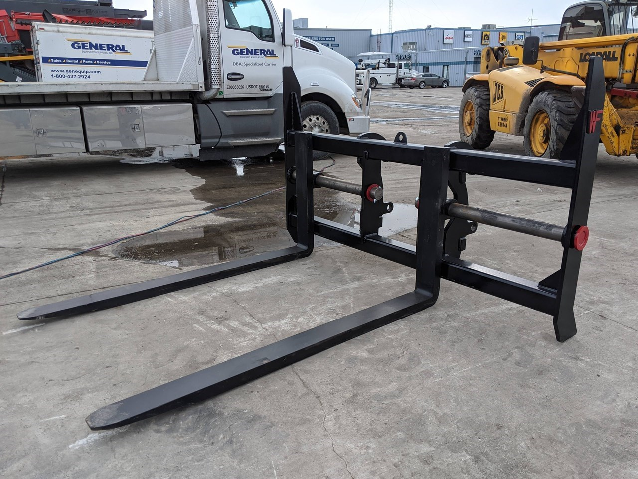 2020 WAHPETON FABRICATION WA200/250/320F Loader Fork For Sale