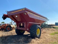 Grain Cart For Sale 2009 Crust Buster 850