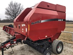 Baler-Round For Sale 2005 Case IH RBX462