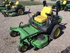 Zero Turn Mower For Sale 2005 John Deere 737 , 23 HP