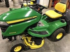Riding Mower For Sale 2014 John Deere X300R