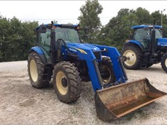 Tractor For Sale 2011 New Holland T6030 PLUS , 115 HP