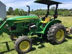 Tractor - Utility For Sale 2015 John Deere 5045E , 45 HP