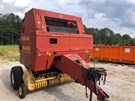 Baler-Round For Sale:   New Holland 648