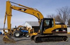 Excavator-Track For Sale:  2003 Caterpillar 318C , 127 HP