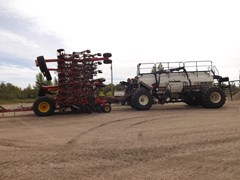 Air Seeder For Sale 2015 Bourgault 7950 + 3320