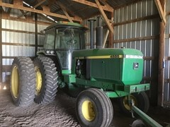 Tractor - Row Crop For Sale 1989 John Deere 4555