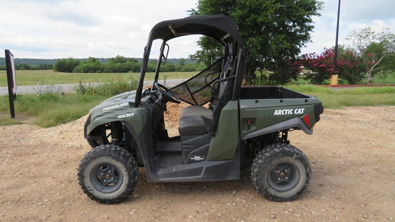 2017 Arctic Cat Prowler 500 Utility Vehicle For Sale
