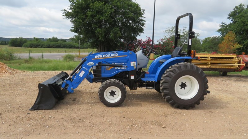 2019 New Holland WORKMASTER 25 Tractor For Sale