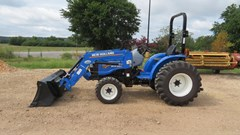 Tractor For Sale 2019 New Holland WORKMASTER 25