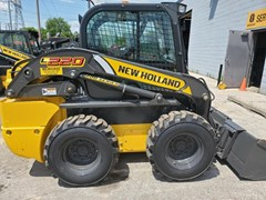 Skid Steer For Sale 2018 New Holland L220