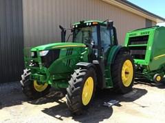 Tractor - Row Crop For Sale 2018 John Deere 6155M
