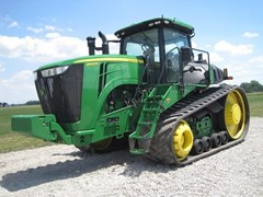 Tractor - Track For Sale 2016 John Deere 9520RT , 520 HP