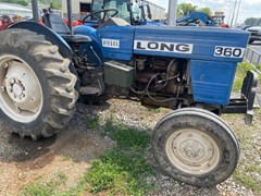 Tractor For Sale Long 360 , 38 HP