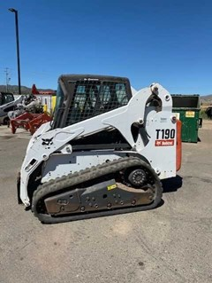 Skid Steer For Sale Bobcat T190