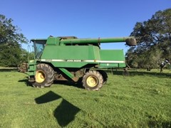 Combine For Sale 1989 John Deere 9500