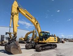Excavator For Sale 2007 Komatsu PC300LC-7E0
