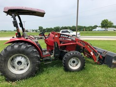 Tractor For Sale 2005 Case IH DX55 , 55 HP