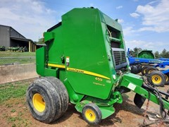 Baler-Round For Sale 2012 John Deere 459 Silage Special