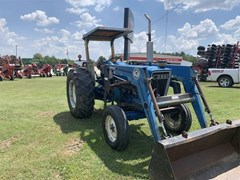 Tractor For Sale 1978 Ford 6600 , 75 HP