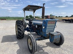 Tractor For Sale 1974 Ford 7000 , 89 HP